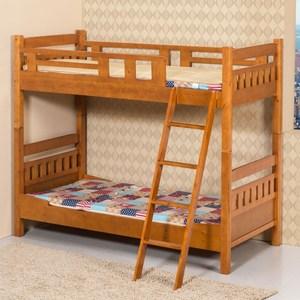 Homelike 杉浦3尺雙層床架(不含床墊)