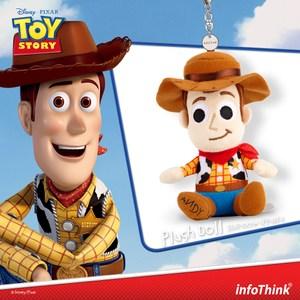 InfoThink 玩具總動員系列絨毛藍牙喇叭(胡迪)