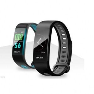 GOLiFE  Care 3  藍牙智慧觸控心率手環灰