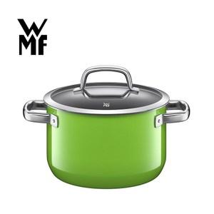 【德國WMF】Naturamic系列24cm高身湯鍋(綠)