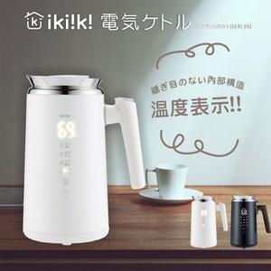 ikiiki 伊崎 智能溫控快煮壺IK-TK4201(白)珍珠白
