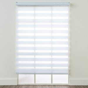 理維可調光捲簾 白色款 寬135x高185cm