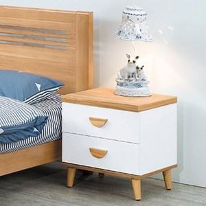【YFS】席樂絲床頭櫃-48x40x49cm