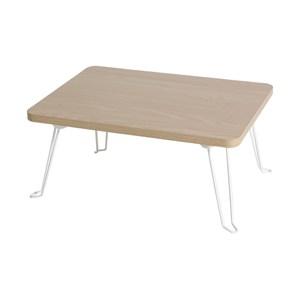 樂嫚妮 折疊和室茶几邊矮桌-楓木色 寬-40cm楓木色