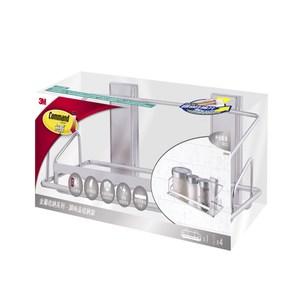 3M無痕金屬防水收納系列 -調味品架