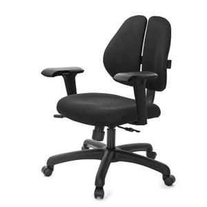 GXG 人體工學 雙背椅 (4D升降扶手) TW-2991 E3#訂購備註顏色