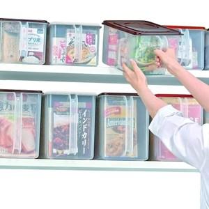 【深淺2入特惠組】日本製造INOMATA高位層板專用收納盒白盒蓋