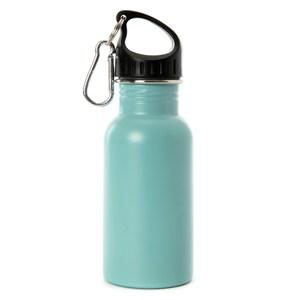 HOLA 萊茲不鏽鋼水瓶 400ml 綠