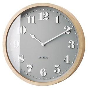 Zeller Life 灰色領域造型掛鐘