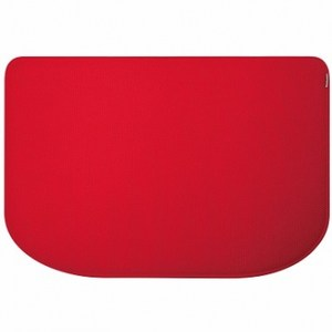 Microdry多功能地墊81x56cm 蕃茄紅色
