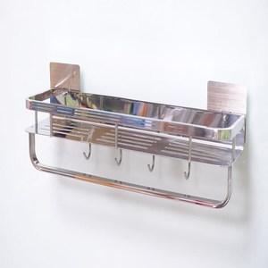 豪享貼精緻方管三用置物架