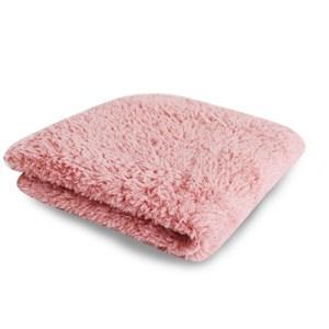 Lovel 7倍強效吸水抗菌超細纖維方巾(蜜桃粉)