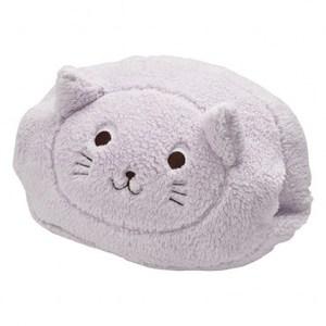 舒棉絨動物暖手插 小貓