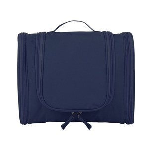 PUSH!旅遊用品防水旅遊洗漱包化妝包旅行盥洗收納袋藏青色S54-1藏青色