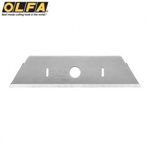 日本OLFA折斷式刀片ABB-50黑刃美工刀片(50片裝)