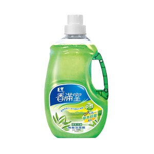 毛寶香滿室地板清潔劑 清新茶樹 2000g