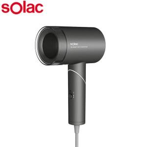 Solac負離子生物陶瓷吹風機(鐵灰) HCL-501G