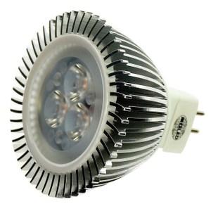東亞LED MR16杯燈5.5W(含變壓器) 黃光 40度