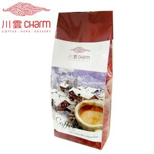 川雲 嚴選可娜圓豆咖啡(一磅) 450g中度3:濾紙手沖、法蘭絨濾布手沖
