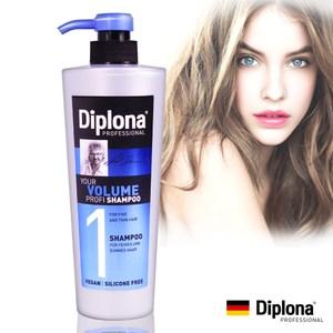 德國Diplona 豐盈亮采洗髮精600ml