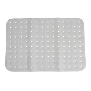浴室止滑墊小方格-乳白色