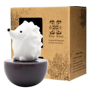 ThaiScent泰香 Spiky刺蝟擴香精禮盒摩洛哥玫瑰