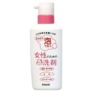 日本Elmie 泡沫去血污洗潔劑 200ml*3