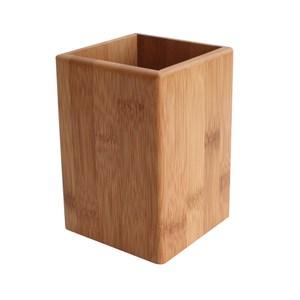 lovel 日系簡約餐廚系列 竹木餐具收納盒