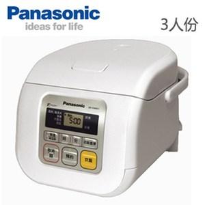 [特價]Panasonic 國際牌 3人份 微電腦電子鍋 SR-CM051
