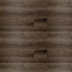 美達防水卡扣SPC地板黑橡紋0.42坪