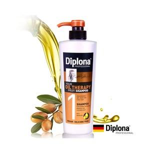 德國Diplona沙龍級摩洛哥堅果油洗髮乳600m