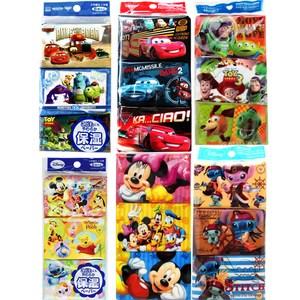 日本卡通面紙隨手包8枚*6包-2組(隨機出貨-男童款)