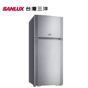 SANLUX 台灣三洋 SR-A580B 變頻電冰箱 580L 雙門 (星光銀)