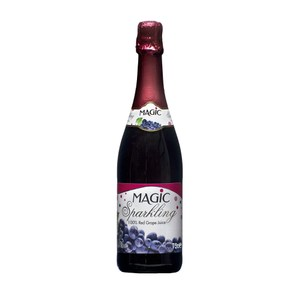 比利時Magic紅葡萄氣泡果汁750ml