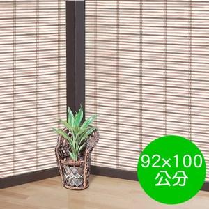 日本製造MEIWA抗UV靜電窗貼(竹籐風情)-92x100公分