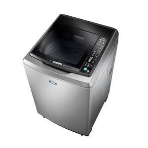 三洋 15公斤DD直流變頻超音波單槽洗衣機SW-15DVG銀灰色