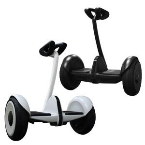 IS愛思 9S 10.5吋智慧體感控制電動平衡車白色