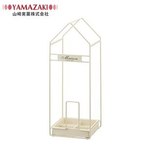 【YAMAZAKI】溫馨家園傘桶(象牙白)
