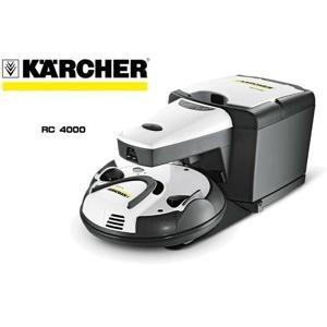 德國凱馳RC 4000智慧集塵掃地機器人