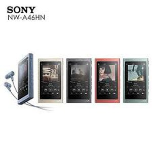SONY 32GB Walkman 數位隨身聽 NW-A46HN 紅色