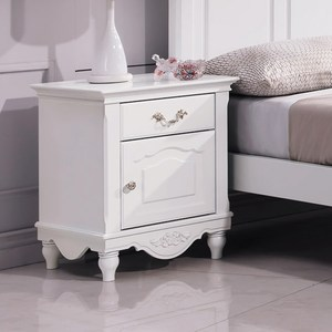 【YFS】法卡娜歐風床頭櫃-50x43x61cm