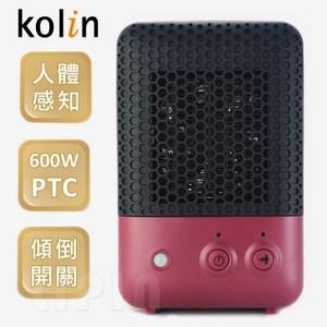 Kolin歌林人體感知陶瓷電暖器 KFH-LN601P