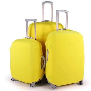 Joytour 旅行箱彈力布保護套 20吋(三色)-黃