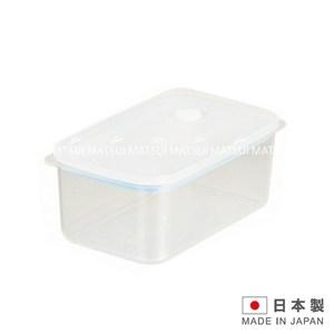 EASYCLEAN 日本製密閉保鮮盒1.0L-藍色 A-HB2631