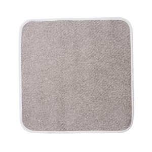 HOLA 薇爾亞藤抗菌防蟎一人坐墊50x50cm 藍灰