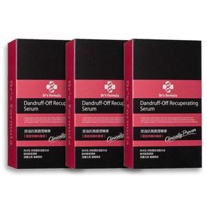 《台塑生醫》Dr's Formula控油抗屑調理精華(70g*3入)