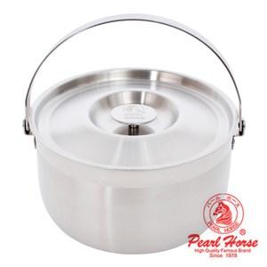 寶馬牌Pearl Horse 超厚不銹鋼調理鍋22cm