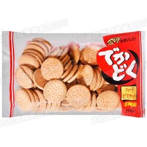 日本Dekadoku北陸牛奶圓餅
