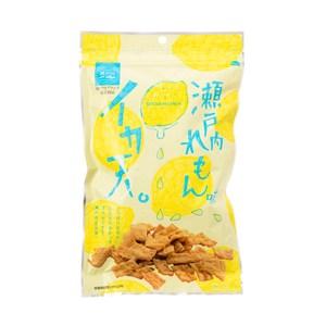 日本MARUKA炸花枝餅乾瀨戶內檸檬味 85g