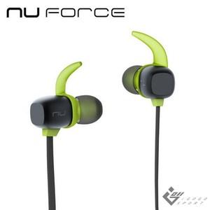 NuForce BE Sport4 運動藍牙耳機黑色